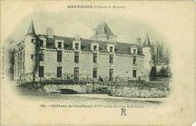 Château de Craffault (XVIIe sièce)  