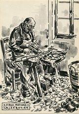 Le sabotier | Homualk DE LILLE Charles