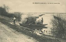 Le Lac de Grand-Lieu | Chapeau F.
