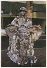 Rambla de Barcelone, 2007 | Kervinio Yvon
