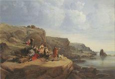 Falaise de Quiberon | Noel Jules