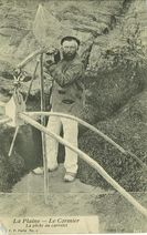La Plainr - Le Cormier. La pêche au carrelet | L.m.