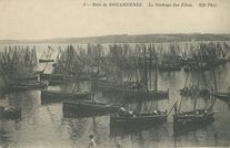 Baie de DOUARNENEZ. |
