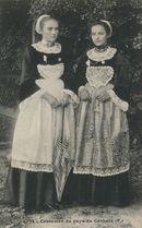 Costumes du pays de Carhaix (F.) |