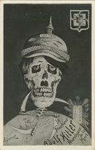 LE FAUCHEUR ADOLF HITLER POURVOYEUR DE LA MORT | Josset