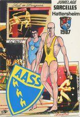 JUMELAGE SARCELLES Hatterscheim 1987 |