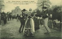 Danse bretonne - Le Jambadao (1re figure) |