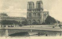Notre-Dame et le Pont |