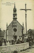 Chapelle Ste-Anne (XVe siècle) et le Calvaire |