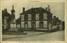 La Mairie - Le Monument aux Morts |
