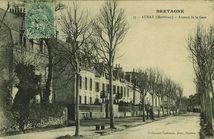 Avenue de la Gare | Gueranne