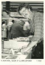 Y. KERVINIO, SALON D'ILLIERS-COMBRAY 1988 | Bonnel