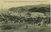 Les Courses de Chevaux sur la Grève de Cesson |