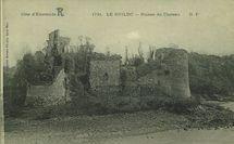 Le Guildo - Ruines du Château |