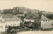 Vue générale du Fort  