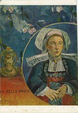 Paul Gauguin (1848-1908) La belle Angèle | Paul GAUGUIN