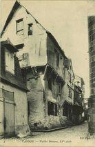 Vieilles Maisons, XVe siècle |