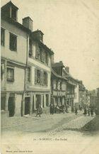 Rue Fardel   Mancel A.