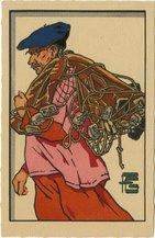 Pêcheur sardinier | Geo-fourrier Georges