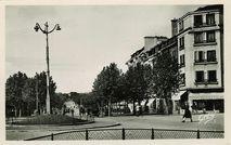 Place Aristide-Briand et Avenue du Faouëdic |