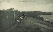 Côté Nord du Bourg |
