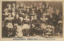 Korollerien Breiz-Izel, Danseurs de Basse-Bretagne |