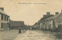 Arrivée route de Rennes | Société française de phototypie
