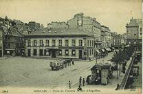Place de Viarmes et Rue d'Aiguillon |