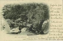 Cascade de Saint Herbot |