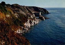 La pointe de l'Isle et le bateau de sauvetage |