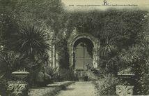 Abbaye de Landévennec - Intérieur des Ruines de la Basilique  