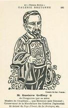 M. Gustave Geffroy | Pohier J.