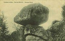 Environs de Callac - Forêt de DUAULT - Couronne Ducale |