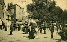Marché du Cours Jonville |
