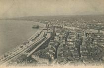 Vue générale prise du Château | Neurdein