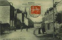 Vue de la Route de Rennes | Bailly Ch.