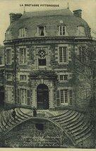 Ancien Palais Episcopal de St-Brieuc |