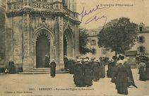Porches de l'Eglise de Kerentrech |