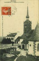 L'Eglise et le Presbytère | Bailly
