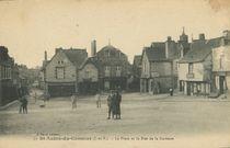 La Place et la Rue de la Garenne |