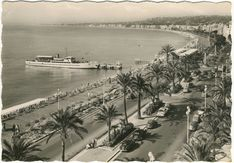 Promenade des Anglais - Promenade en mer | L. GILETTA