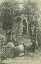 Au puits, Pays de Vannes, Auray |