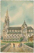 Le Pont des Jacobins et l'Eglise St-Martin | Barday