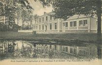 Ecole Supérieure d'Agriculture et de Viticulture d'ANGERS |