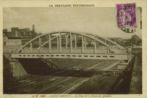 Le Pont de la Route de Quintin |