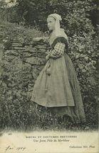 Une Jeune Fille du Morbihan |