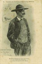 Eugène Vincent, Peintre-dessinateur né à Landévénec (Finistère). Illustrateur des oeuvres de Th. Botrel   Vincent Eugène