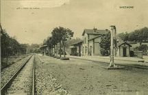 Gare de Callac |