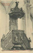 La Chaire de l'Eglise |