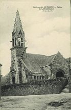 Eglise de LANGOELAN |